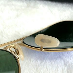 Ray-Ban Accessories - BLUE RAY-BAN AVIATOR 100% AUTHENTIC